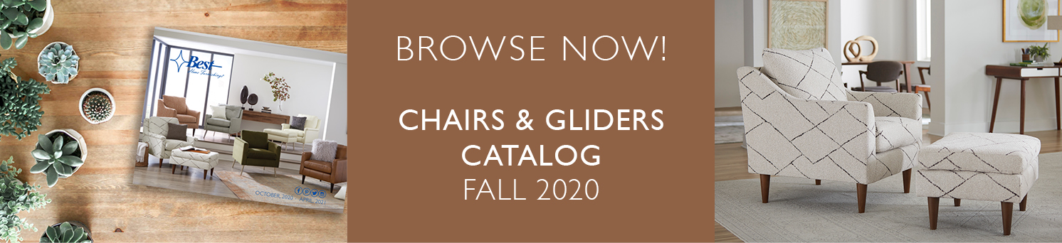 Chairs & Gliders Catalog Fall 2020