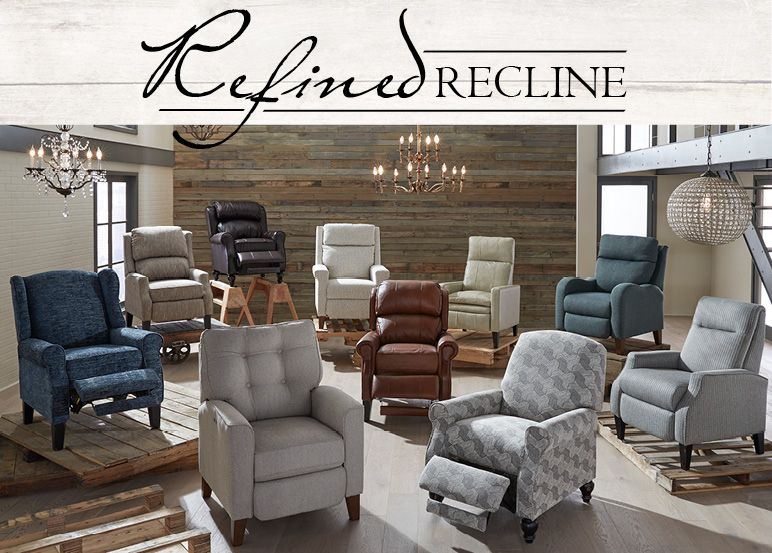 Refined Recline By Best Home Furnishings A Collection Of Polished And Sophisticated Designs In The Ever Growing Category High Leg Recliners