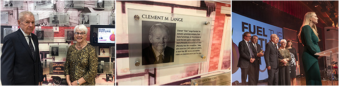 Clem Lange, American Home Furnishings Hall of Fame Honor - Best Home Furnishings, Best Chairs