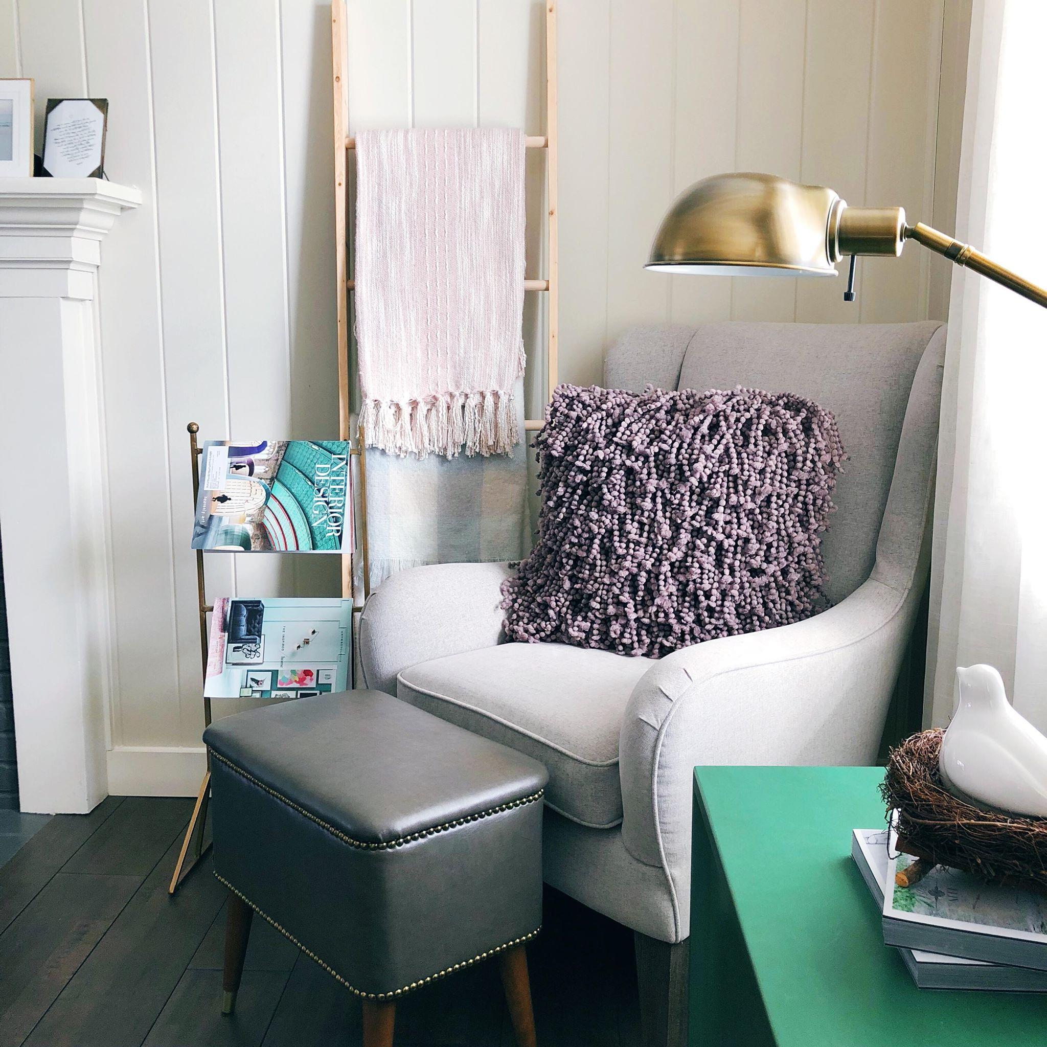 7180 Lorette Wingback Chair, Kristen Ruhe.  A Prettier Place