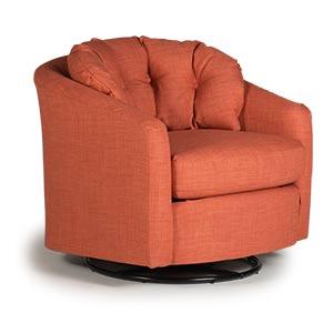 Chairs swivel barrel sanya best home furnishings