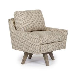 Chairs Swivel Barrel Seymour Best Home Furnishings