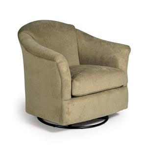 Chairs Swivel Barrel Darby Best Home Furnishings
