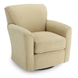 Chairs Swivel Barrel Kaylee Best Home Furnishings