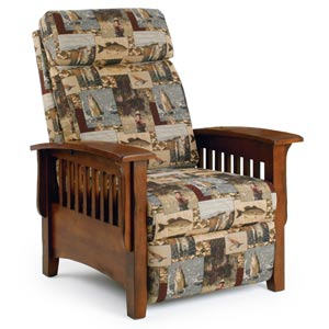 Recliners Pushback Tuscan Best Home Furnishings