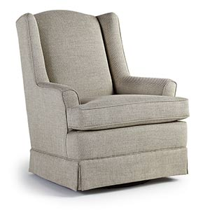 Chairs Swivel Glide Natasha Best Home Furnishings