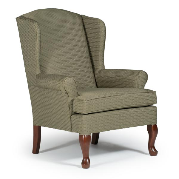 Chairs : Wing Back : DORIS : Best Home Furnishings