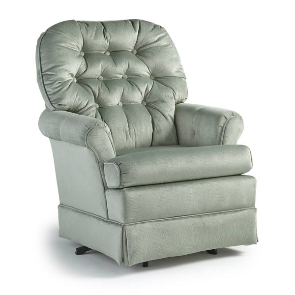 Chairs Swivel Glide Marla Best Home Furnishings
