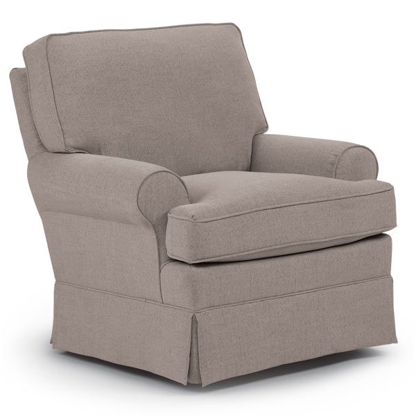Chairs Swivel Glide Quinn Best Home Furnishings