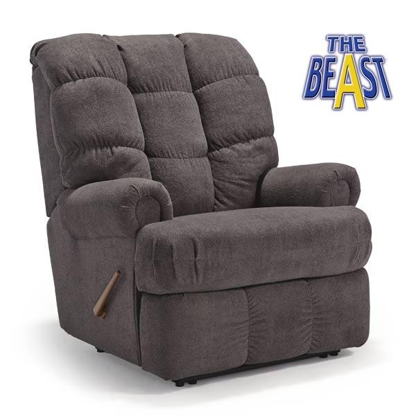 Recliners The Beast Bruticus Best Home Furnishings