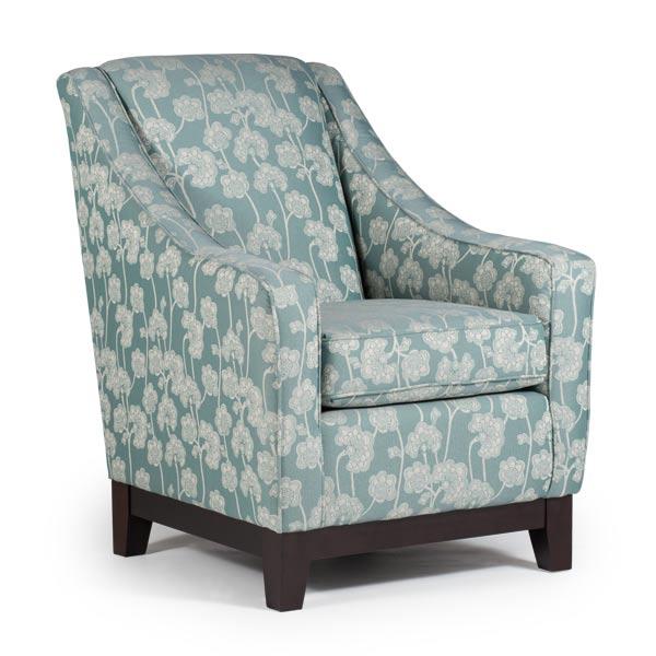 Chairs Club Mariko Best Home Furnishings