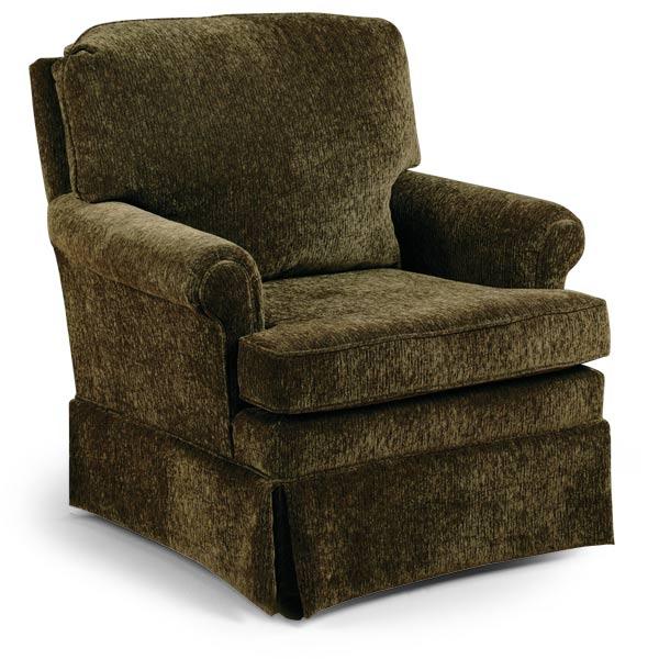Chairs Swivel Glide Patoka Best Home Furnishings