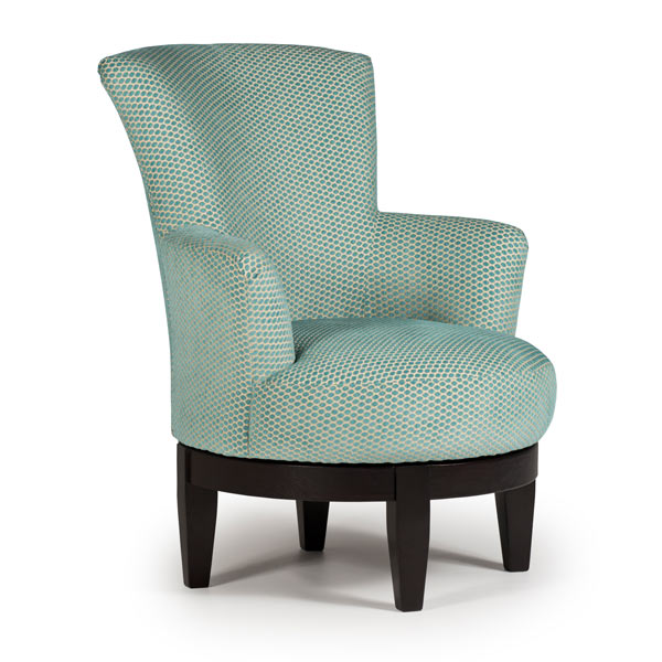 Chairs swivel barrel justine best home furnishings for Best home furnishings
