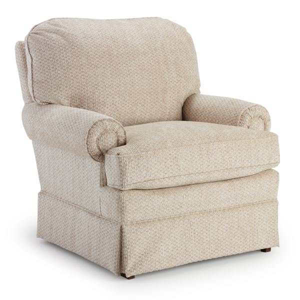 Chairs Swivel Glide Braxton Best Home Furnishings