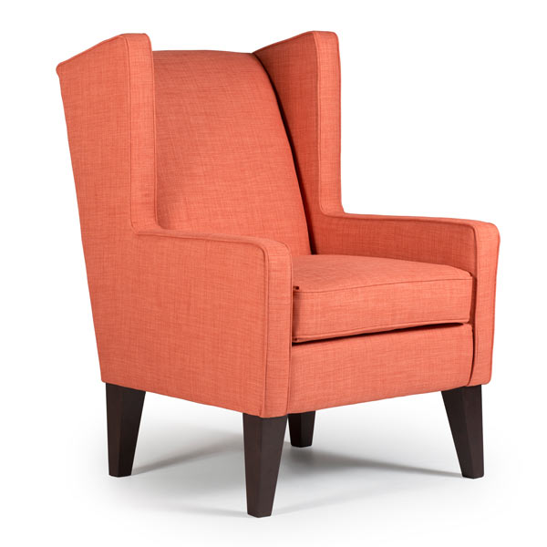 Chairs Wing Back Karla Best Home Furnishings