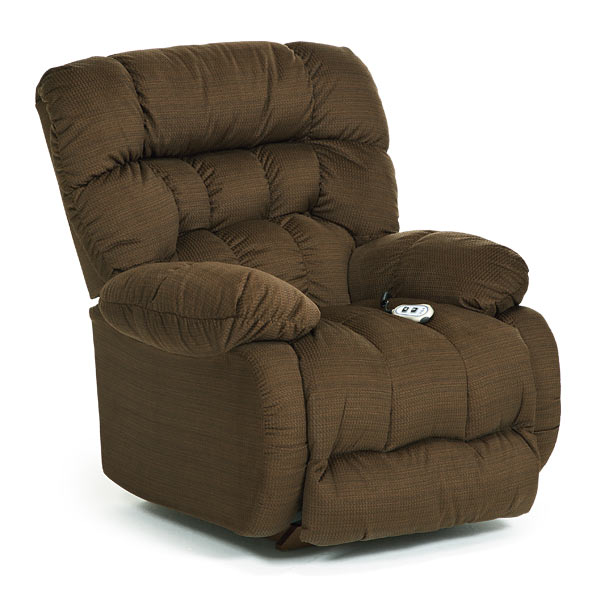 recliners power recliners plusher best home furnishings. Black Bedroom Furniture Sets. Home Design Ideas