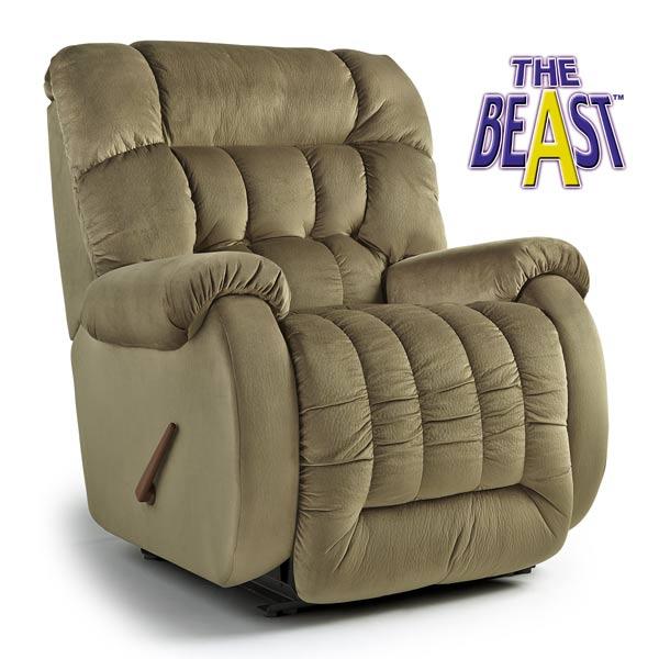 recliners the beast rake best