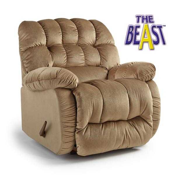 Recliners The Beast Roscoe Best Home Furnishings
