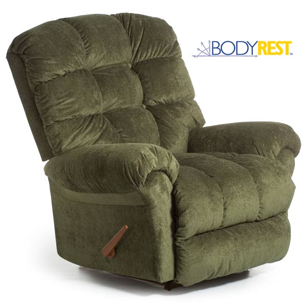 Recliners Bodyrest Denton Best Home Furnishings
