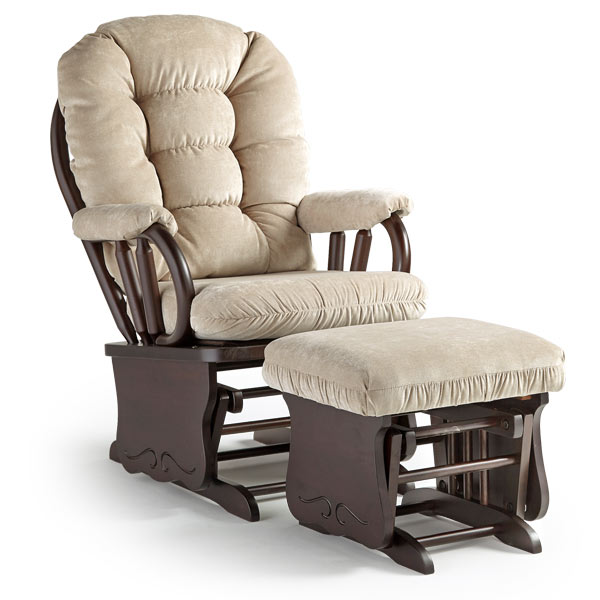 Fine Glider Rockers Bedazzle Best Home Furnishings Pabps2019 Chair Design Images Pabps2019Com