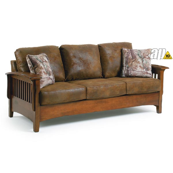 Collections Cabin Trails Westney Sofa Best Home