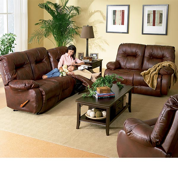 Sofas   Reclining   BRINLEY COLL.   Best Home Furnishings